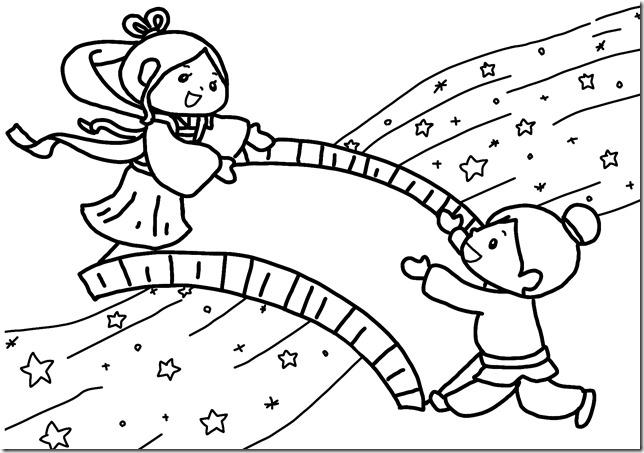 織姫&彦星&天の川